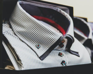 camisa bien planchada