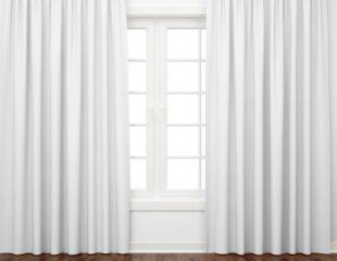 como se debe planchar una cortina