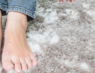 como planchar alfombras